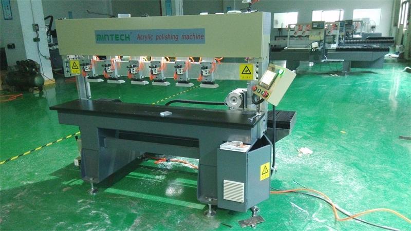Mintech New Design Acrylic Products Polishing Machine
