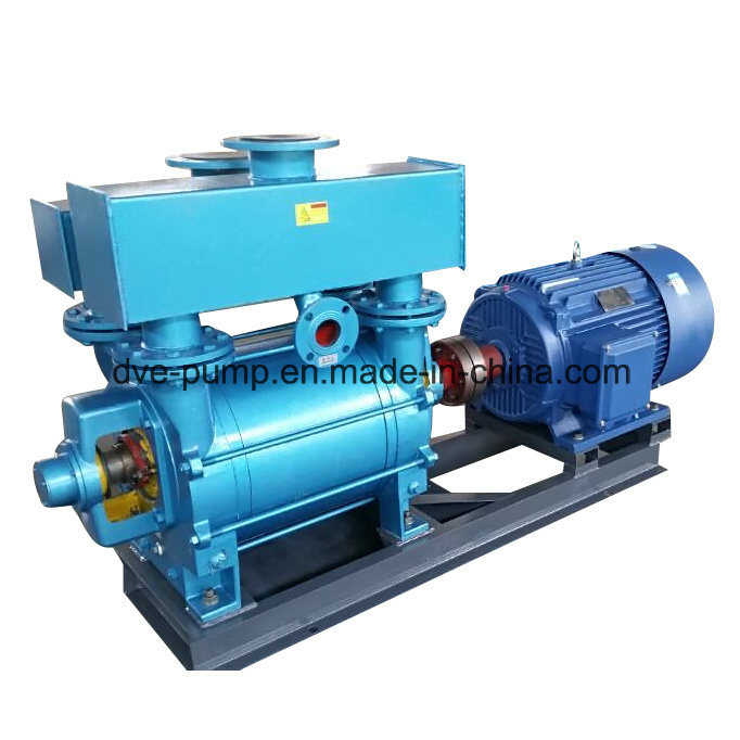 Liquid Ring Vacuum Vaporizing Pumps