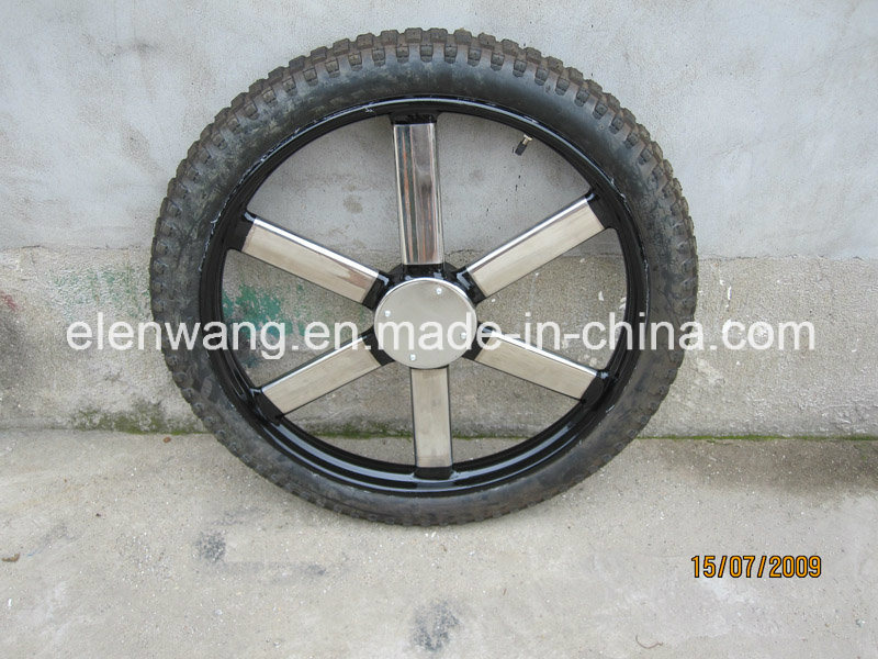 Stainess Steel Wheel for Marathon Horse Waggon (GW-WHEEL01)