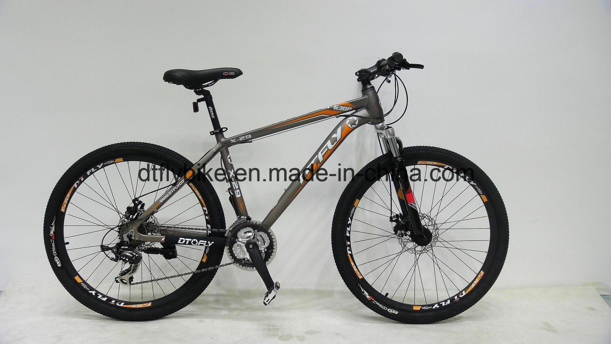 Mountain Bike, with Shimano 21s, Disc-Brake, 26inch