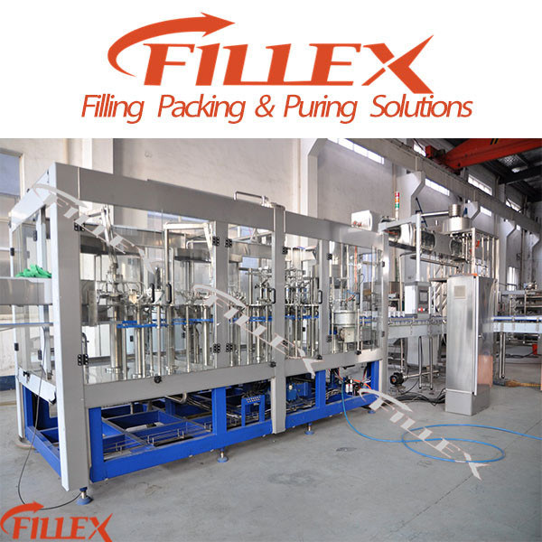 Drinking Pure Water Package Filling Machine Factory