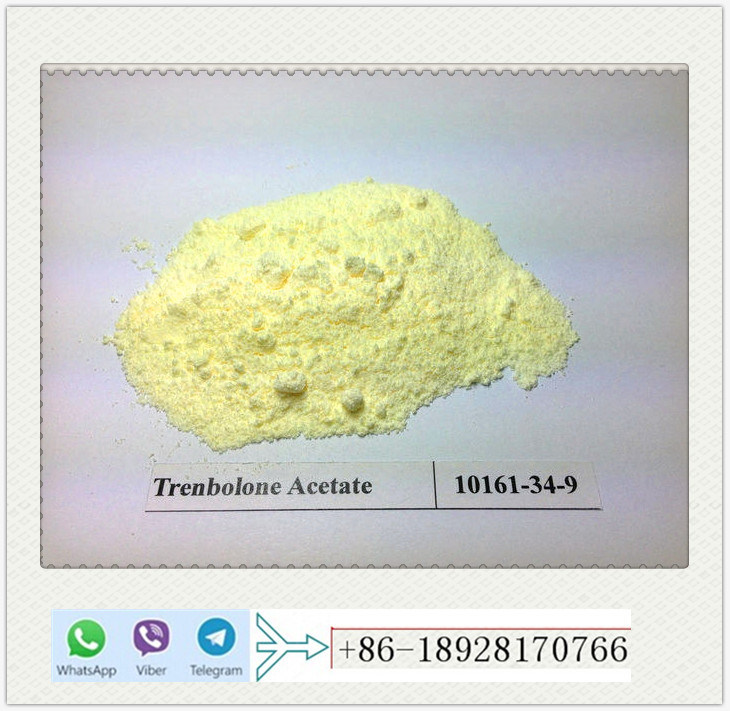 China Supply of Top Quality Trenbolone Acetate Raw Material.