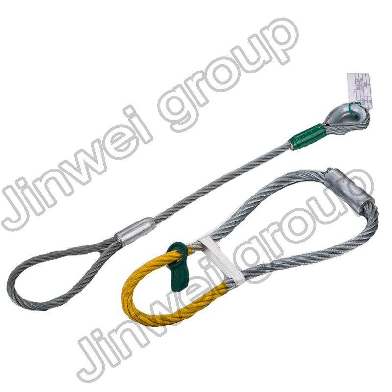 Construction Thread Wire Loop Lifting Loop in Precasting Concrete Accessories (M42X425)