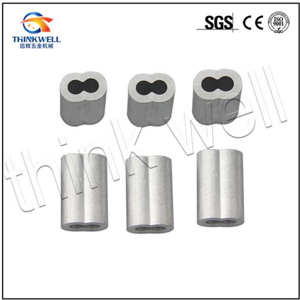 Us Type Aluminium Hourglass Sleeve/Aluminium Sleeve for Wire Rope