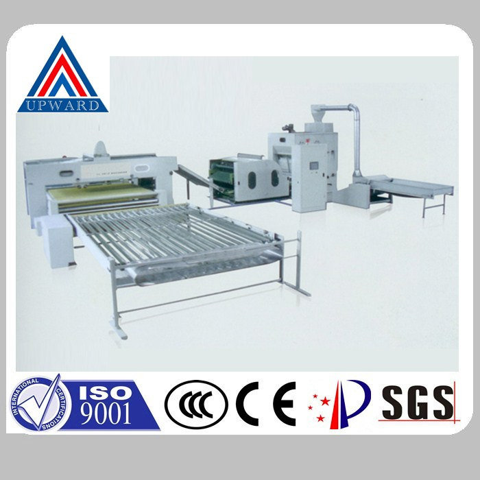 China Hot Sale Comforter Production Line