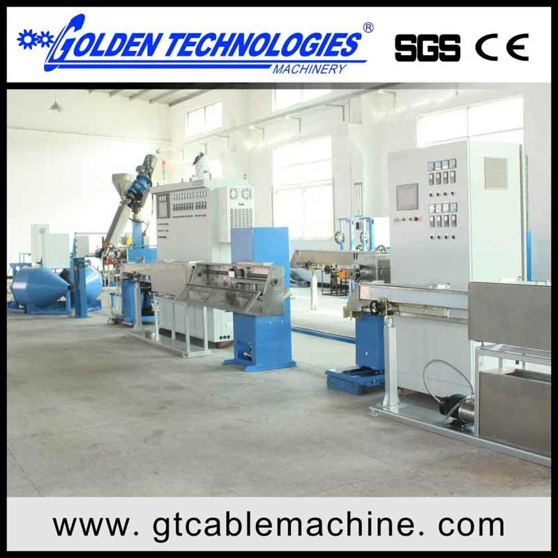 Twin-Screw Cable Wire Extruders (70+45MM)