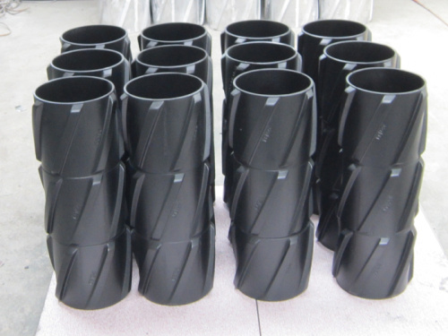 Straight Vane Plastic/Nylon Casing Centralizer