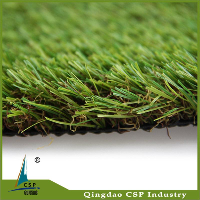 Popular Garden Turf Artificial Grass with U-Shape