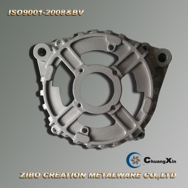 Aluminum Casting Heavy Truck Alternater Housing