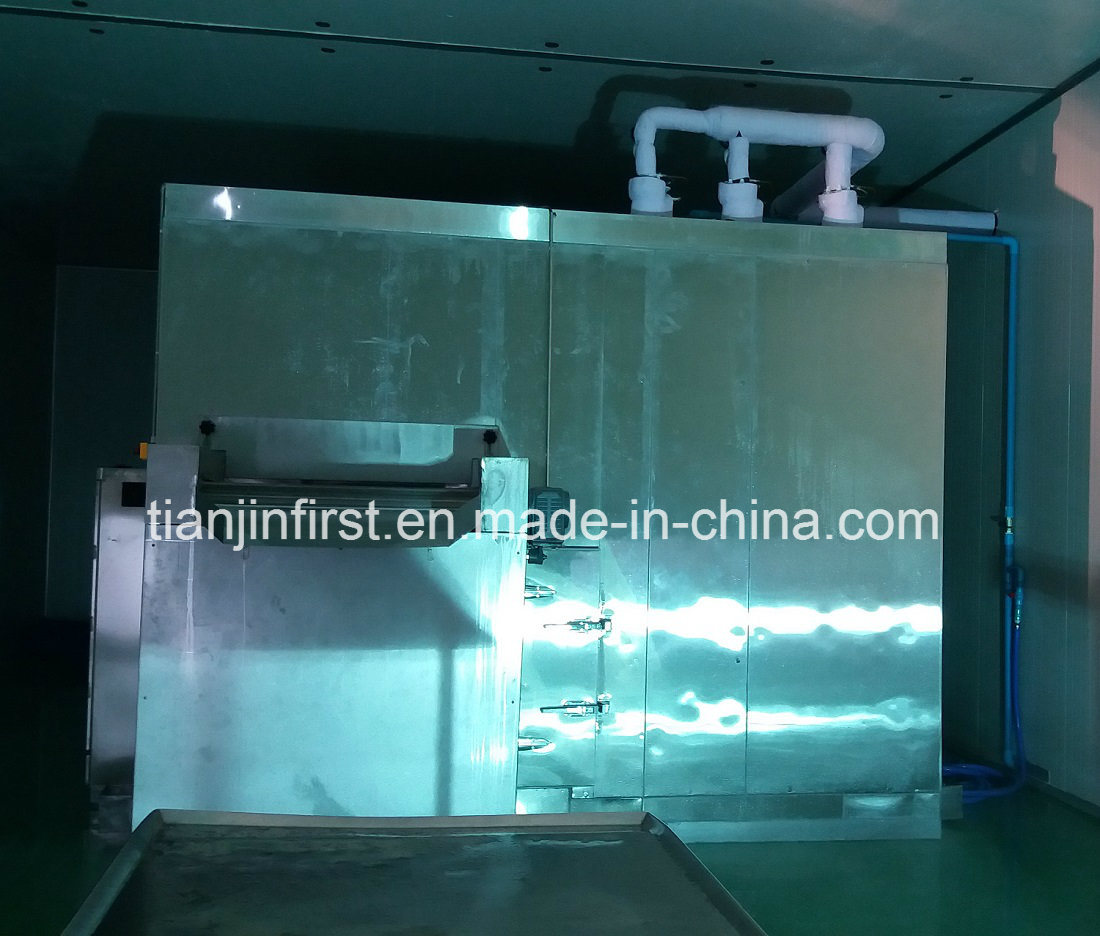 Refrigeration Equipment Fluidized Quick Freezing