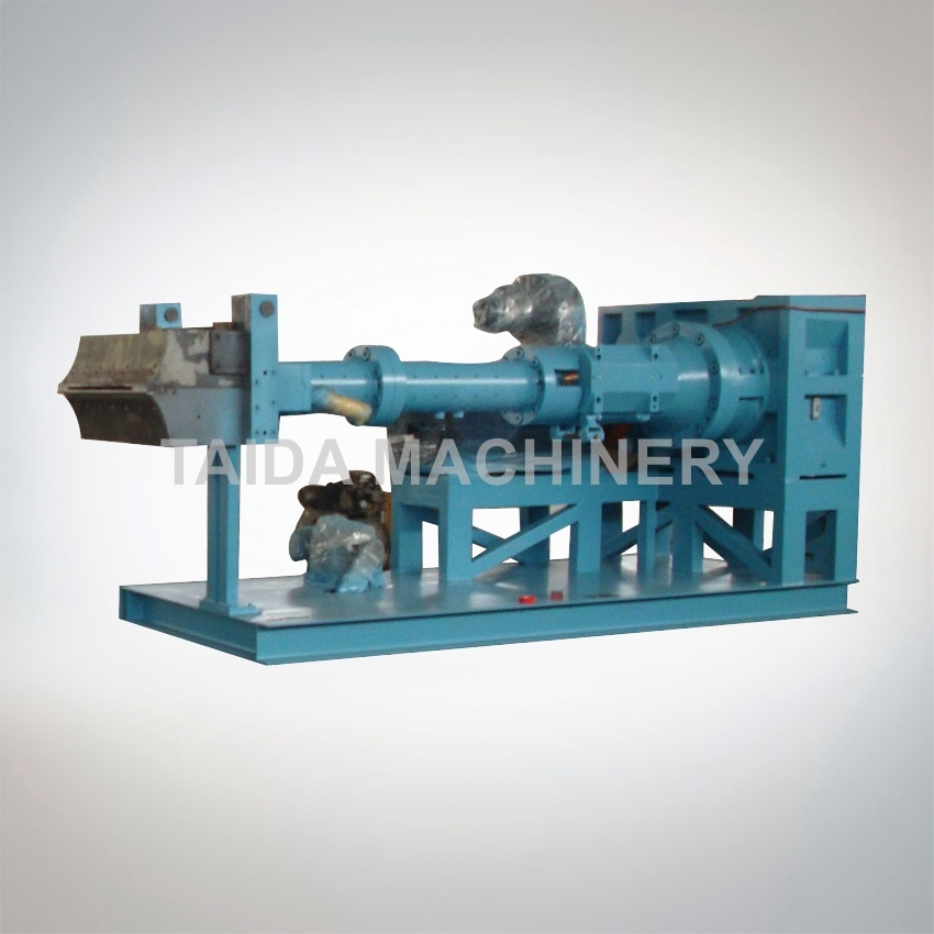 Pin-Barrel Cold Feed Rubber Extruder for 2500mm Width Rubber Sheet