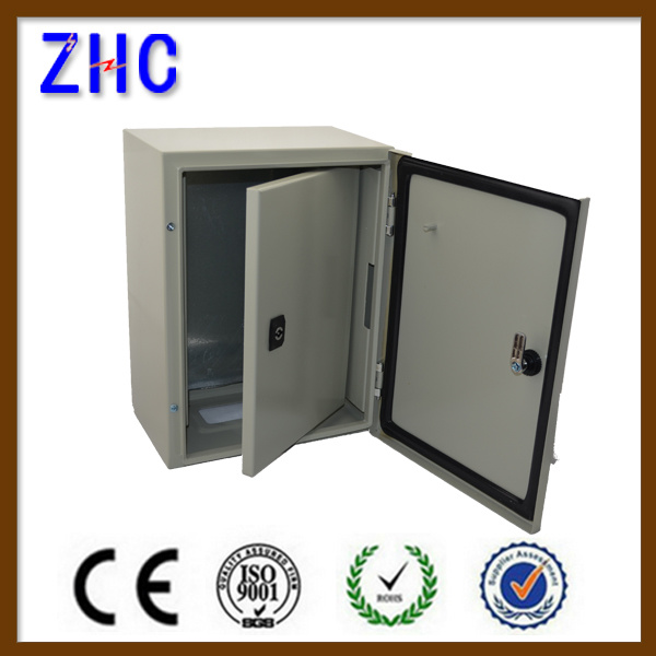 Hot Sale ISO9001 CE Certificated Powder Coating Steel NEMA IP65 Metal Distribution Box with Internal Door
