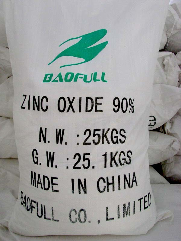 SGS Certificated 99.7% ZnO Zinc Oxide with Best Quality