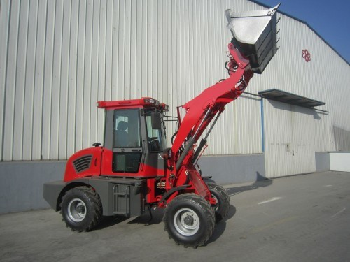 Manufacturer Front End Loader Hot Sale Jn912 Front Loader