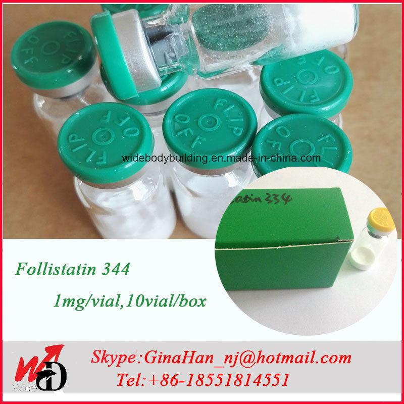 Peptide Powder Muscle Building Human Growth Peptide Hormone Follistatin 344
