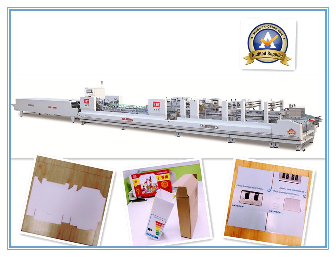 Xcs-1450 Folder Gluer for Big Corrugated Box