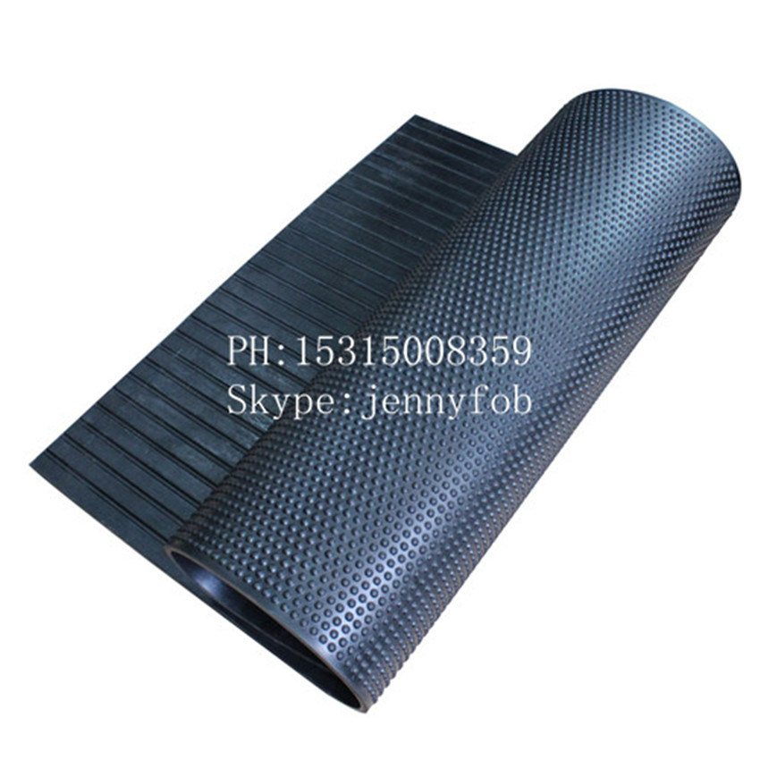China Hot Sale Horse Rubber Mat Cow Stable Rubber Mat