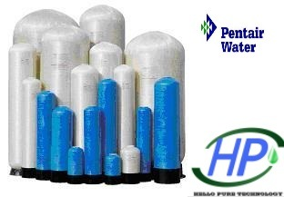 Pentair FRP Pressure Vessel for RO Water Equipment System