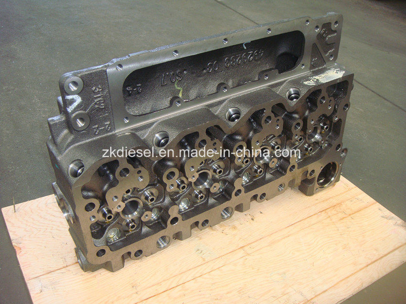 Cummins Isde4 Cylinder Head 4941495 for Diesel Engine