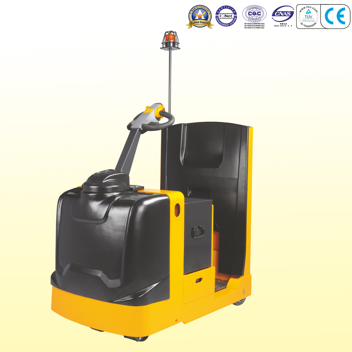 4500kg Station Type Electric Tow Tractor