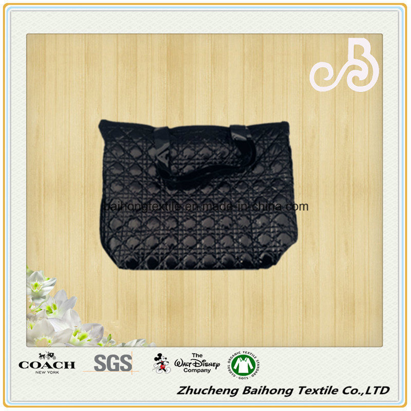 Fashion Simple Style Qulited Cotton Bag