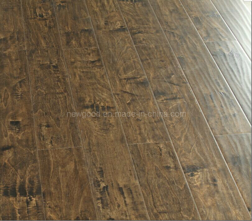 12mm AC3 High Grade Laminated Flooring, for Mexico, Brazil, Argentina