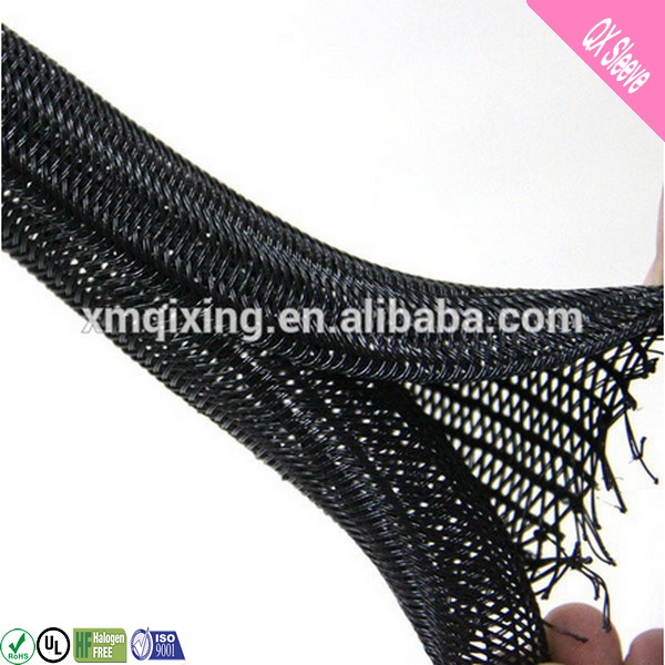 Pet Expandable Braided Wrap-Around Sleeving