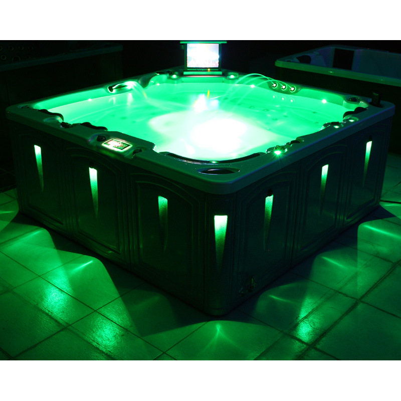 China Luxury Jacuzzi Spa Hot Tub Spa Pool Photos