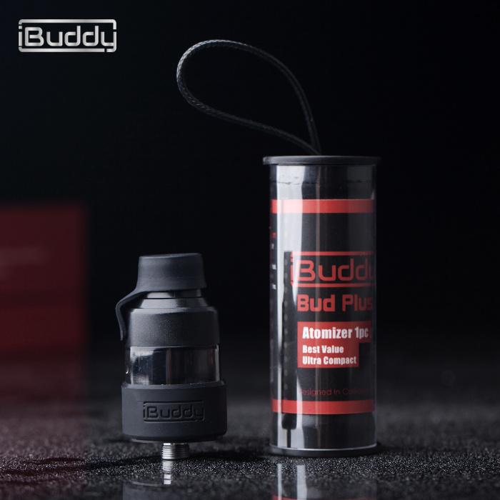 Ibuddy Nano C Top-Airflow Control 900mAh Mini Ecigarette Box Mod Vaporizer