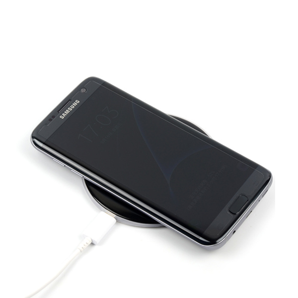 2017 Qi Wireless Charger Quick Wireless Charger Base Portable Qi Standard