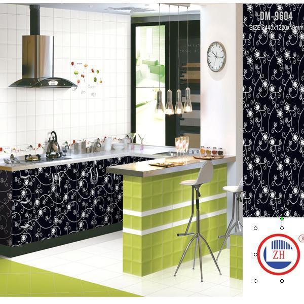 MDF Kitchen Cabinet Home Furniture (DM-9616)