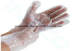 High Speed Working Plastic Glove Making Machine