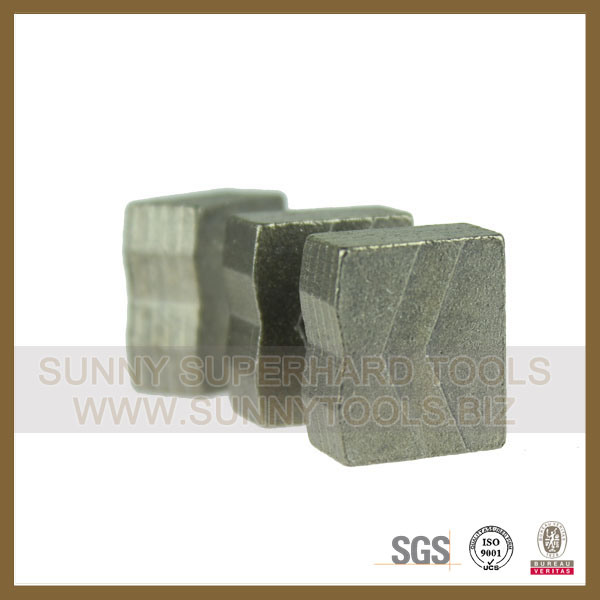 Fast Cutting Diamond Segment for Granite and Marble (SY-SEG-T001)