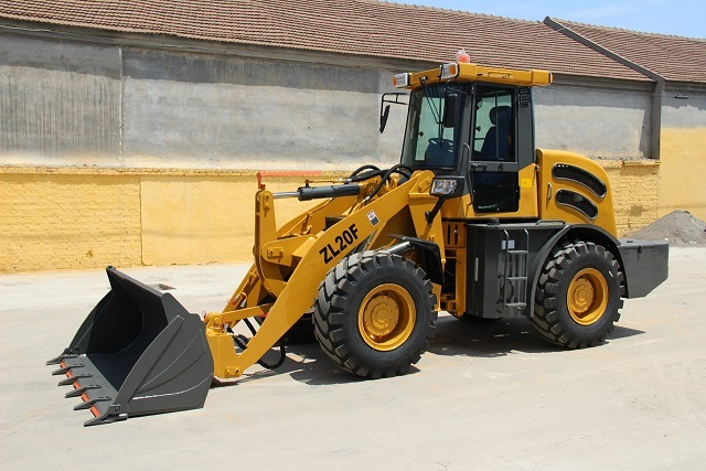 Wheel Loader 2 Ton Construction Machine Hot Sale in Australia