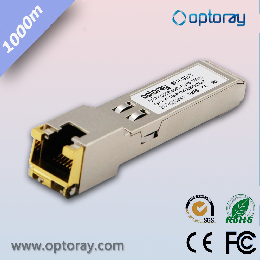 Copper SFP Optical Transceiver