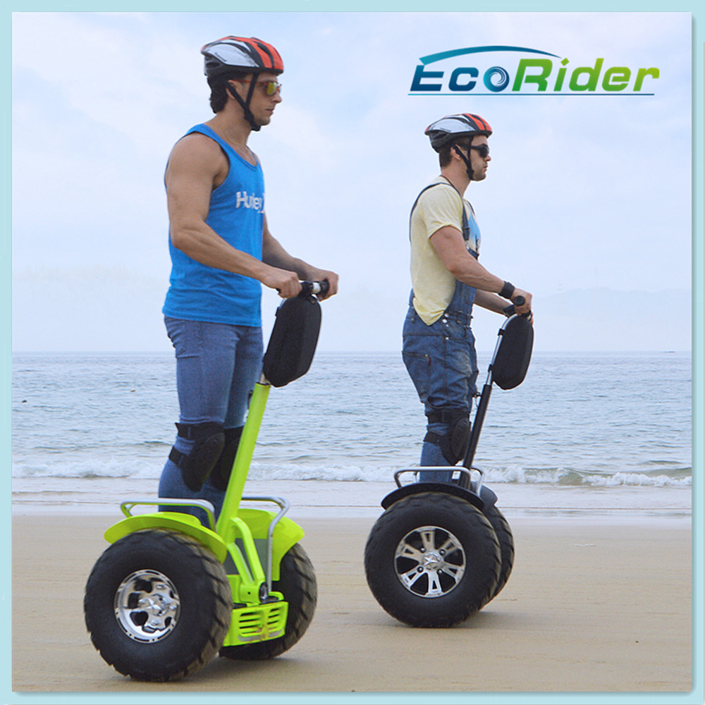 New Products 2016 Ecorider Smart Wheel Balance Golf Cart, Two Wheels Self Balancing Electric Golf Scooter