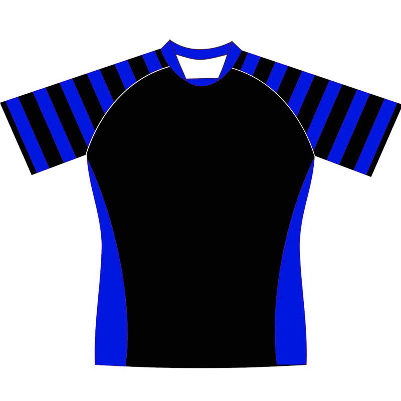 Sublimated Rugby Football Team Shirt Jersey with Your Logos