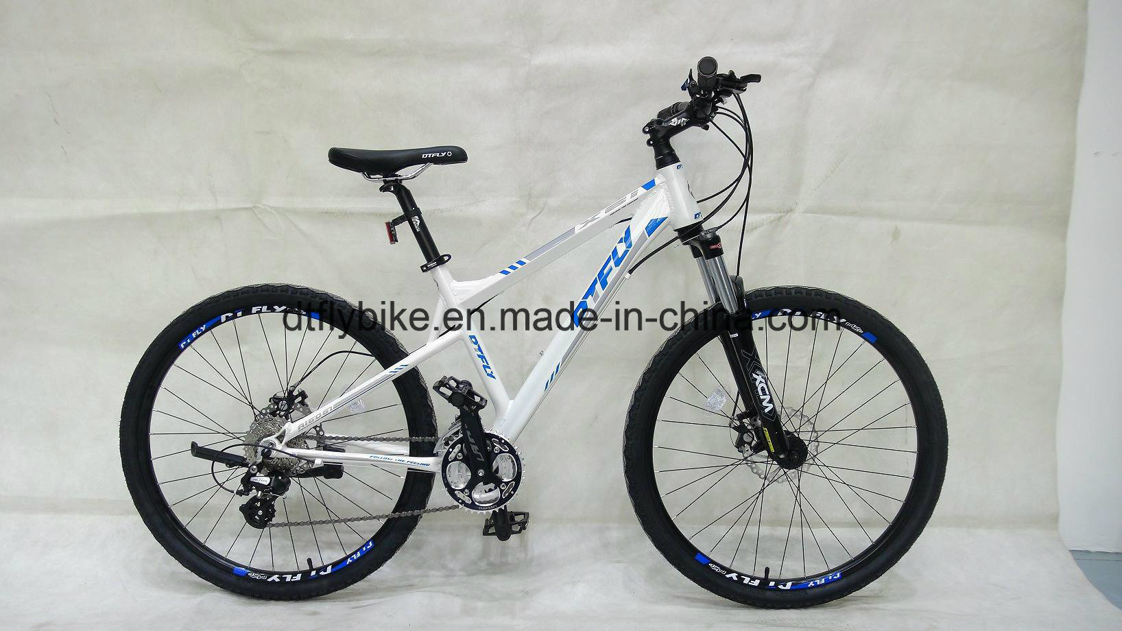 "Bike,26""Tusheng, Hydraulic Disc-Brake, Mountain Bike with Shimano 24s"