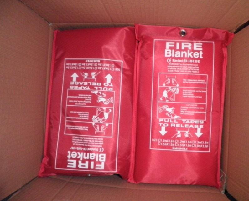 Fr007 Fire Blanket 1800X1800mm