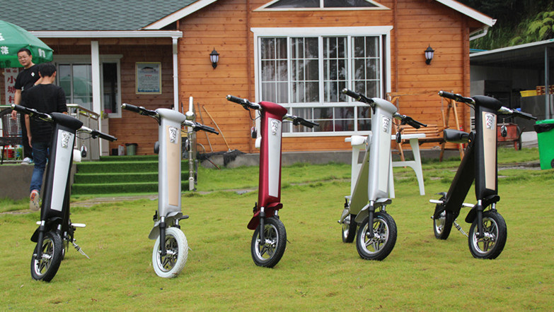Adjustable Good Quality E-Bike New Design Scooter