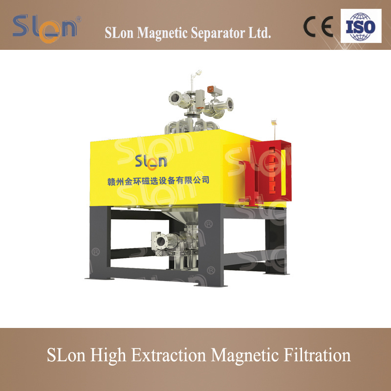 3-1 Sj-500 High Quality High Extraction Magnetic Filtration