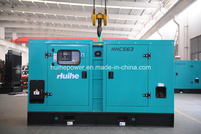 250kVA Diesel Generator Set of Silent Type