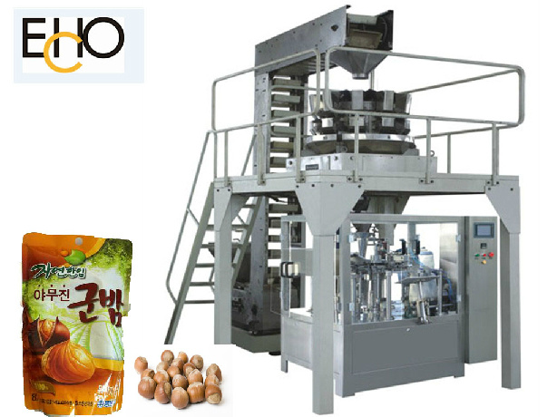 Chestnut Bag Fill Seal Machine (MR8-200G)