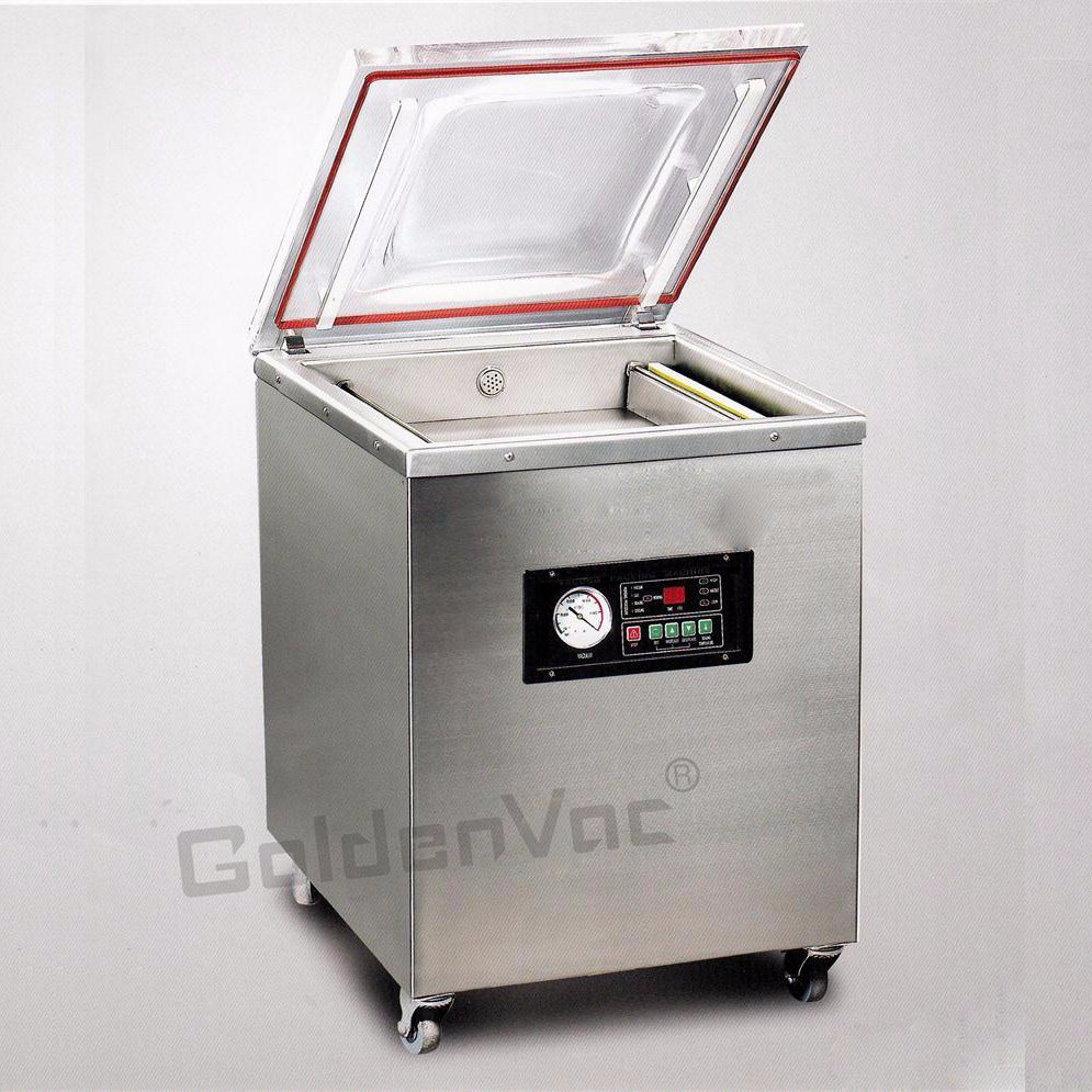 Floor Type Vacuum Packing Machine