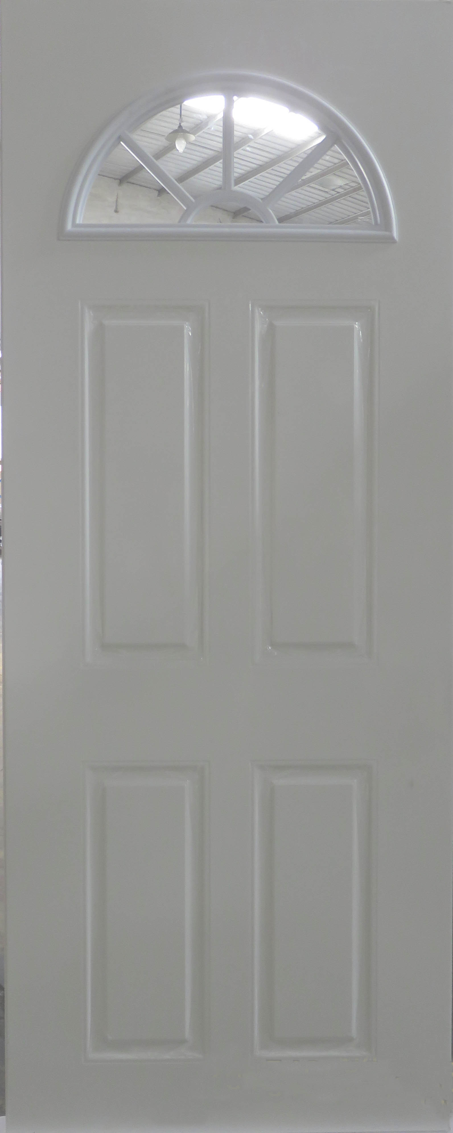 Most Popular 6 Panel American Steel Door