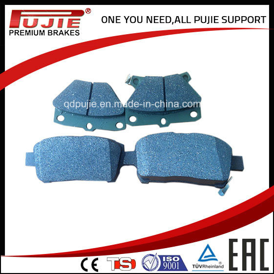 Auto Part Disc Brake Pad for Toyota 04465-06090