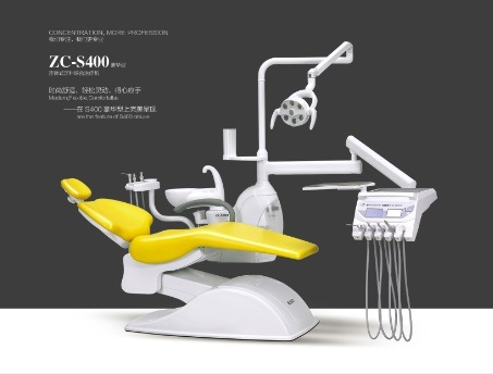 Ce Approved High Quality Integral Dental Unit (ZC-S400 Delux)