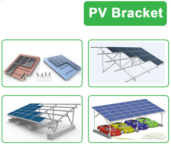 on-Grid PV Solar Power Energy for Home Use