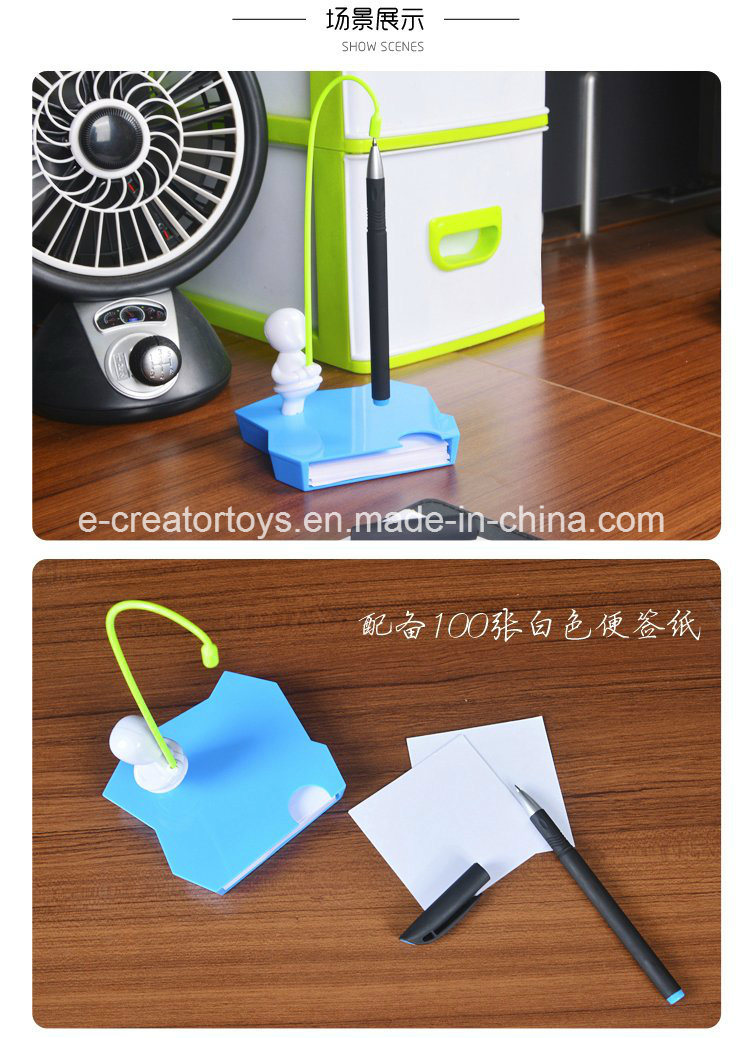 Promational Toys Fisherman Note Paper Box Best Gifts for Kind