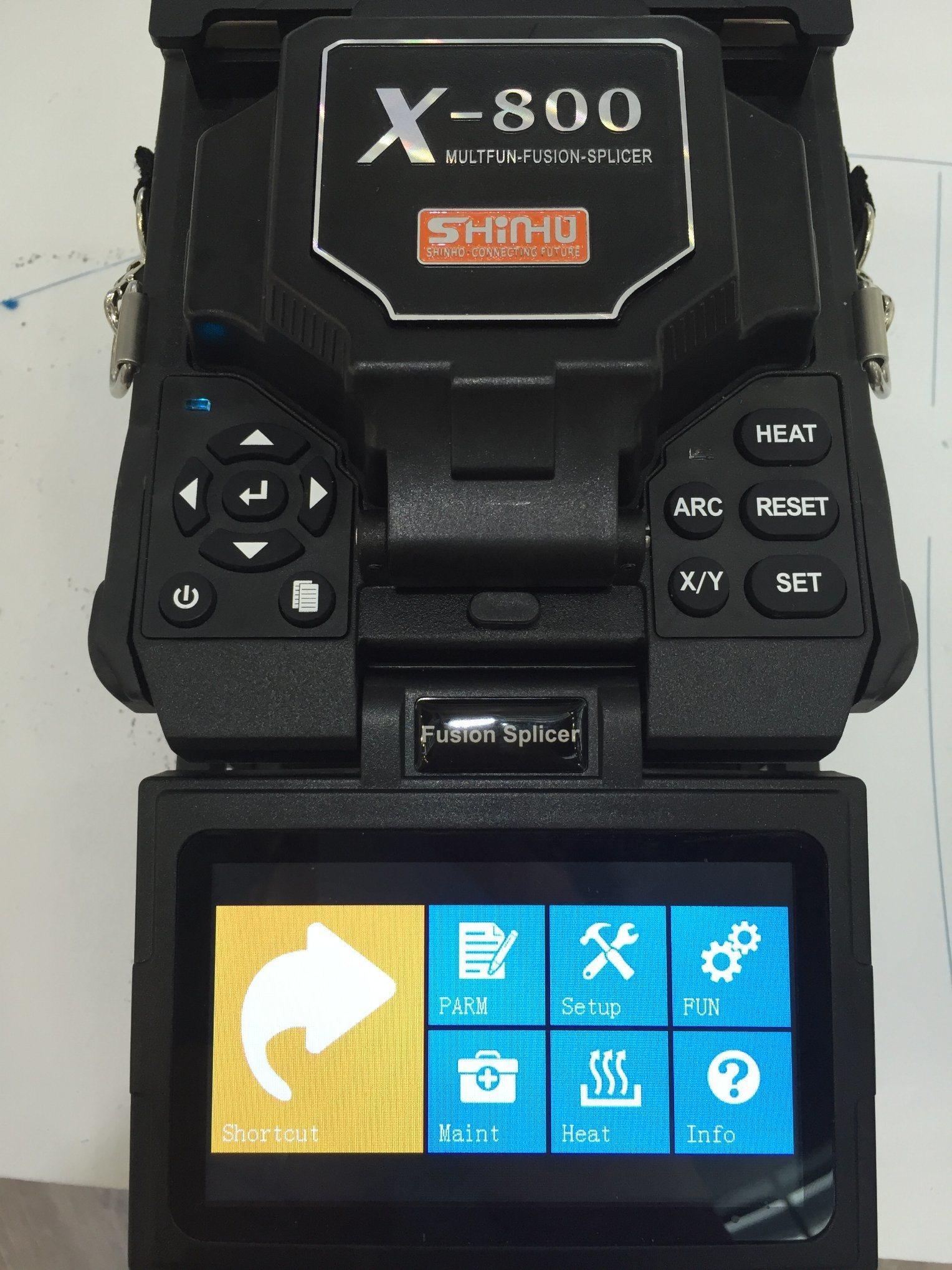 Fiber Splicing Machine Kit Shinho X-800